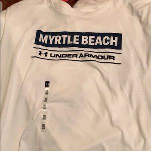 Never worn under armour shirt